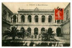 Var Toulon Le Musée-Bibliothèque - Toulon