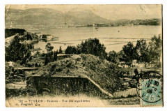 Var Toulon Tamaris Vue des Aiguillettes - Toulon