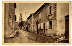 Ain Le Mas-Rillier par Miribel Sanctuaire de N.D du Sacré-Coeur - Miribel