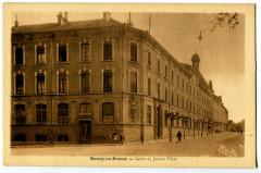 Ain Bourg-en-Bresse Lycée de jeunes Filles - Bourg-en-Bresse