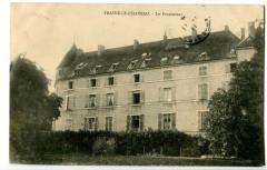 Haute-Saône Frasne-Le-Château Le Pensionnat - Frasne-le-Château