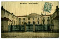 Loire Montbrison Sous-Préfecture - Montbrison