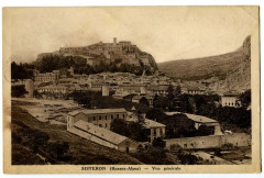Alpes-de-Haute-Provence Sisteron Vue générale - Sisteron