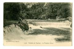 Vaucluse Fontaine de Vaucluse La Première Ecluse - Fontaine-de-Vaucluse