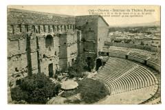 Vaucluse Orange Interieur du Théâtre Romain - Orange
