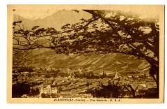 Savoie Albertville Vue générale - Albertville