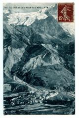 Hautes-Alpes La Grave et le Massif de la Meije - La Grave