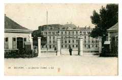 Territoire-de-Belfort Belfort Le quartier Vauban animé - Belfort