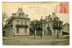 Territoire-de-Belfort Belfort La Préfecture - Belfort