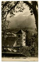 Haute-Savoie Samoëns l' Eglise - Samoëns