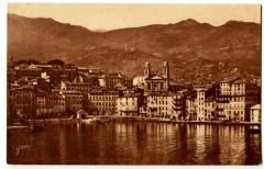 Corse Bastia Le Fond du vieux Port - Bastia