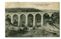Alpes-de-Haute-Provence Forcalquier Le Viaduc - Forcalquier