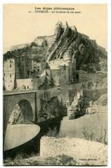 Alpes-de-Haute-Provence Sisteron La Gardette - Sisteron
