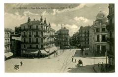 Herault Béziers Place de la Mairie Rue Nationale Hôtel des Postes - Béziers