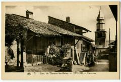 Haute-Savoie environs de Thonon-les-Bains Yvoire Une Rue - Thonon-les-Bains
