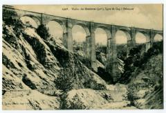Hautes-Alpes Gap Viaduc des Moulettes Ligne de Gap à Briançon - Gap