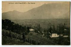 Savoie Gilly-sur-Isère vue générale animé - Gilly-sur-Isère