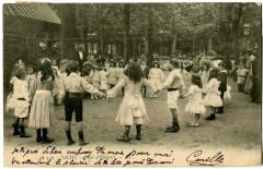 Auvergne 03 Allier Vichy Bal d'Enfants animé - Vichy
