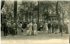 Auvergne 03 Allier Vichy L'Heure de la Musique animé - Vichy