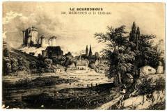 Hérisson et le Château - Hérisson
