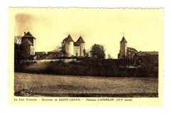 Jura Environs de Saint-Amour Château d'Andelot - Saint-Amour