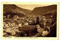 Jura Morez Depuis la Route de Longchaumois - Longchaumois