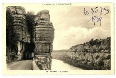 Ardèche Ruoms le Défilé - Ruoms