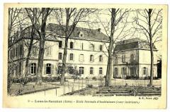 Jura Lons-le-Saunier Ecole Normale d'Instituteurs - Lons-le-Saunier