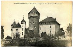 Haute-Savoie Lovagny Gorges du Fier Château de Montrottier - Lovagny
