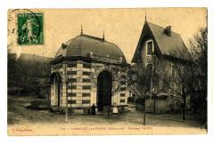 Herault Lamalou-les-Bains Source Capus animé - Lamalou-les-Bains