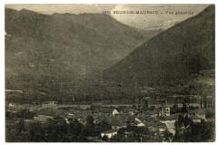 Savoie Bourg-Saint-Maurice Vue générale - Bourg-Saint-Maurice