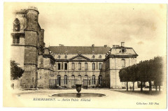 Vosges Remiremont Ancien Palais Abbatial - Remiremont