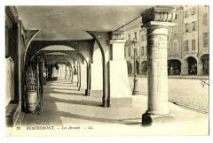 Vosges Remiremont Les Arcades - Remiremont