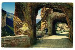 26 Drôme Les Grands-Goulets Un Tunnel animé 26 Saint-Martin-en-Vercors