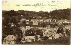Vosges Plombières-les-Bains Vue générale - Plombières-les-Bains