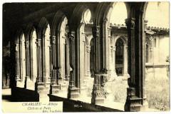 Loire Charlieu Abbaye Cloîtres et Puits - Charlieu