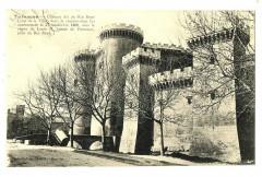 Bouches-du-Rhône Tarascon Château du Roi René - Tarascon