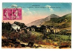 Hautes-Alpes Embrun Vue générale Château de Bellegarde - Embrun