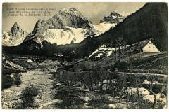 Hautes-Alpes Ligne Grenoble à Gap Aiguilles de Lua - Gap