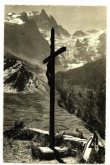 Hautes-Alpes La Grave Le Calvaire - La Grave