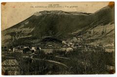 Hautes-Alpes Aspres-sur-Buech Vue générale - Aspres-sur-Buëch