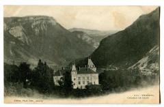 Haute-Savoie Thorens Château de Sales - Sales