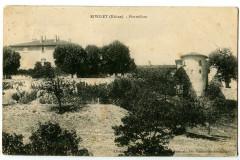 Rhône Rivolet Pierrefilant - Rivolet