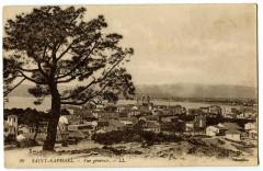 Var Saint-Raphaël Vue générale - Saint-Raphaël