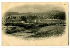Alpes-de-Haute-Provence Les Mées Vue générale - Les Mées