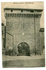 Drôme Chabeuil Porte Moyen-Age animé - Chabeuil