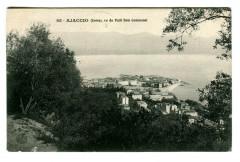 Corse Ajaccio Vu du Petit Bois Communal - Ajaccio