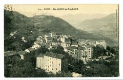 Corse Sainte-Lucie de Tallano - Sainte-Lucie-de-Tallano