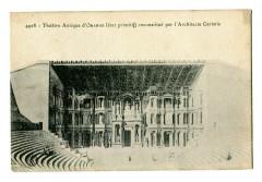 Vaucluse Orange Théâtre Antique d'Orange reconstitué par Caristie - Orange