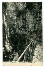 Haute-Savoie Lovagny Gorges du Fier - Lovagny